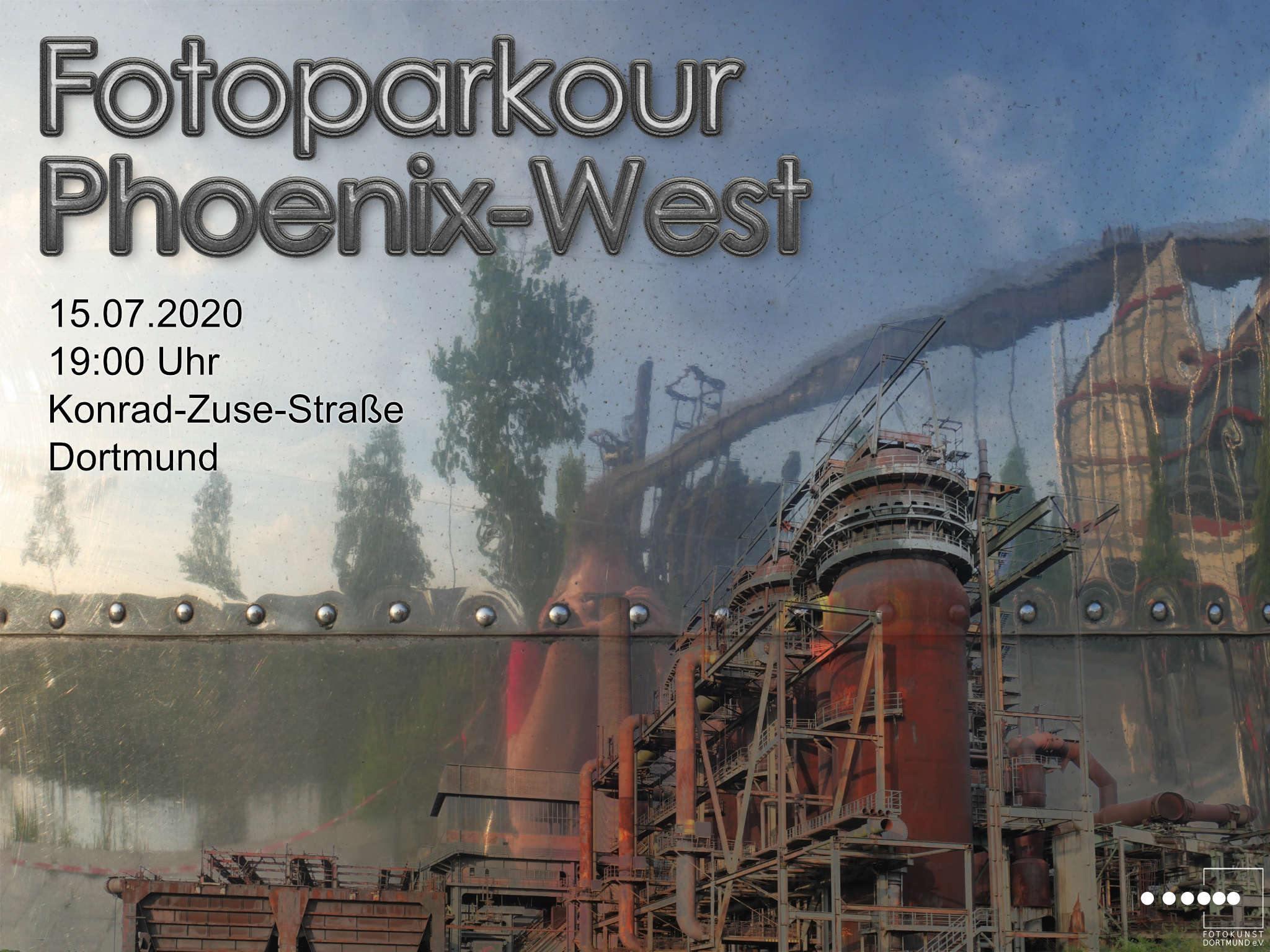Der Phoenix-Parkours in Bildern