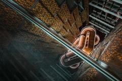 01-Mirroring stairs