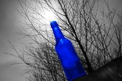 Einwegflasche