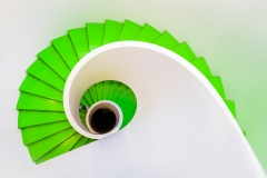 Green Mamba Spiralcase